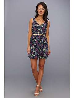SALE! $104.99 - Save $123 on Juicy Couture Forget Me Not Dress (Regal Forget Me Not) Apparel - 53.95% OFF $228.00