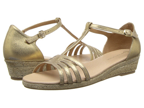 Eric Michael - Susan (Gold) Women's Sandals