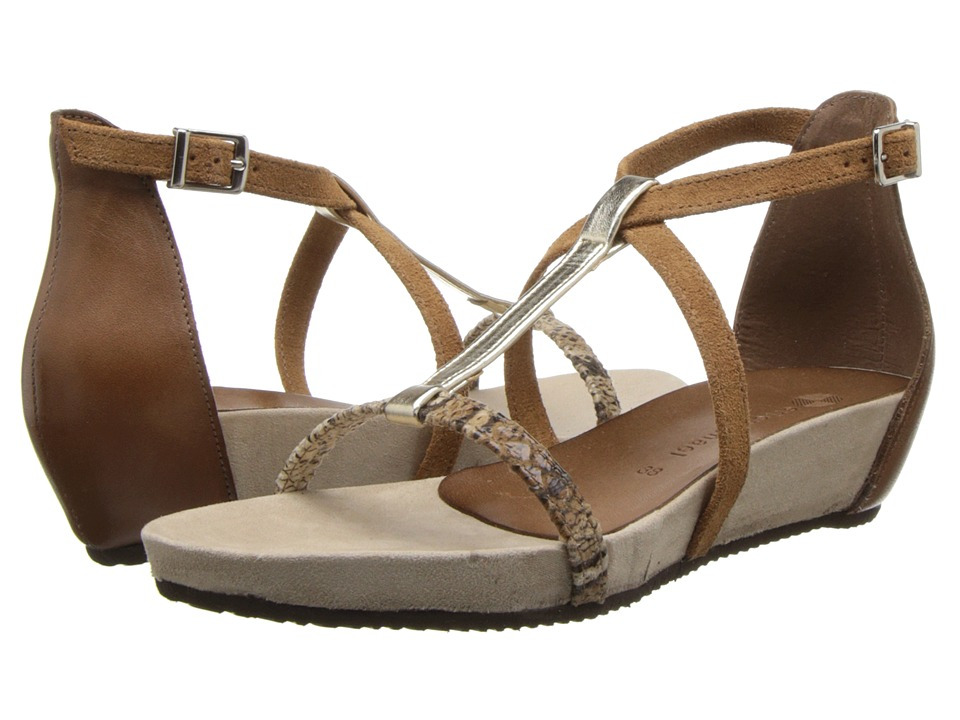 Eric Michael - Suki (Brown) Women's Dress Sandals