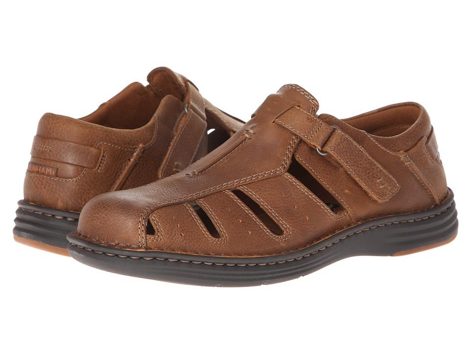 Dunham - REVchamp Fisherman (Tan) Men's Shoes