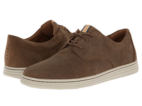 Dunham - Camden (Brown) Men's Plain Toe Shoes