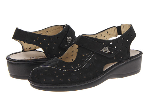 La Plume - Bertha (Black) Women's Shoes