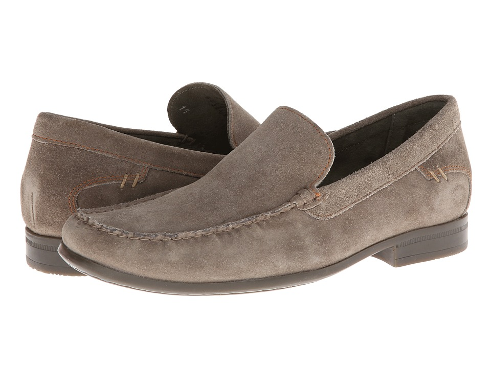 Hush Puppies - Circuit Slip On (Taupe Suede) Men