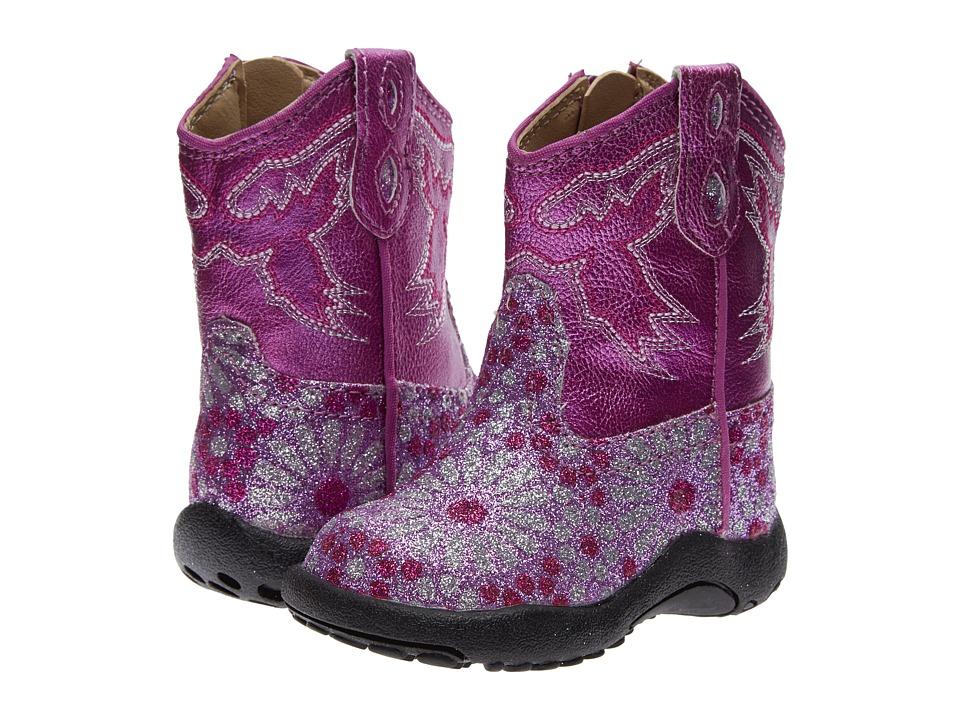 Roper Kids - Bling Chunklet (Infant/Toddler) (Pink) Girls Shoes