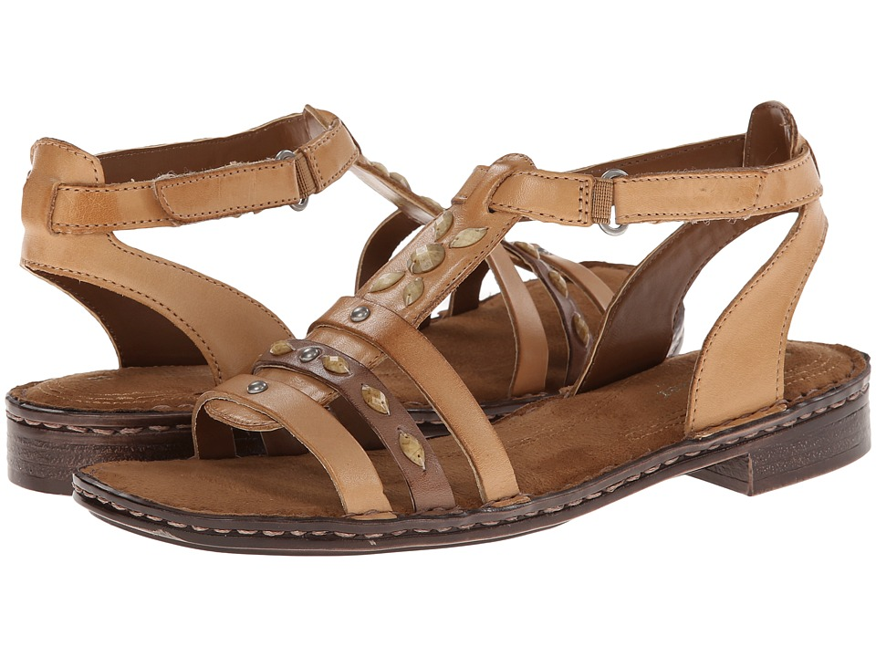 Naturalizer - Rhapsody (Caravan Sand/Dover Taupe Leather) Women's Sandals