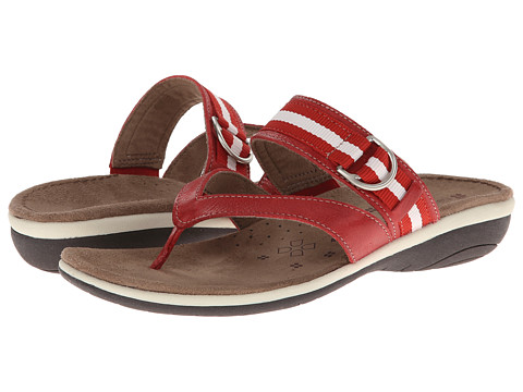 Naturalizer - Vail (Red Pepper Leather) Women's Sandals