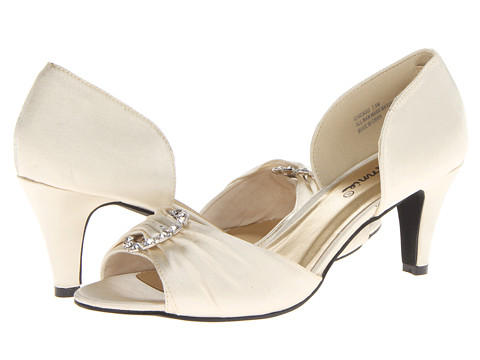 Annie - Chicago (Ivory Satin) Women's Shoes