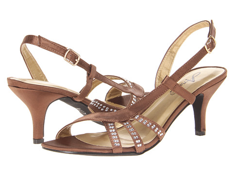 Annie - Link (Bronze Satin) Women's Sandals