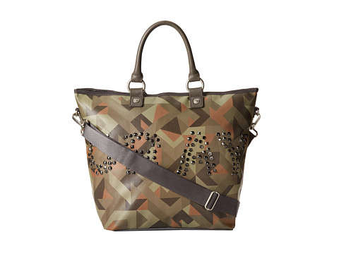 George Gina & Lucy - Hopper (Camou Cray) Tote Handbags