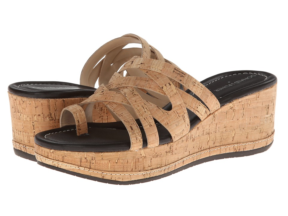 Donald J Pliner - Salma (Natural Cork) Women's Wedge Shoes