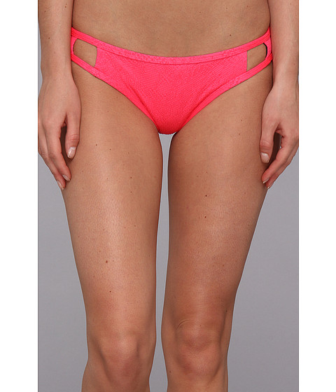 Hurley - Prime Hipster Bottom (Red) Women