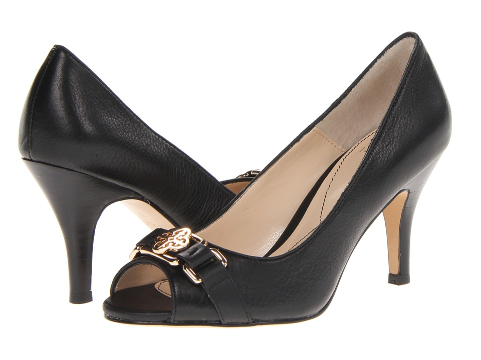 Isola - Despina (Black/Black Odyssey/Velvet Sheep Nappa) High Heels