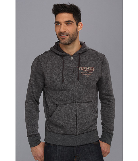 Lucky Brand - Triumph Hoodie (Moonless Night) Men's Sweatshirt