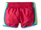 Nike Kids Polka Triangle GFX Short (Toddler) (Vivid Pink)