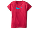 Nike Kids Legend S/S Top (Little Kids) (Vivid Pink)