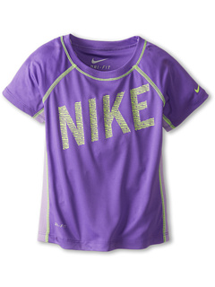 SALE! $14.99 - Save $9 on Nike Kids Hyper Speed Dri FIT Top (Little Kids) (Purple Venom) Apparel - 37.54% OFF $24.00