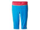 Nike Kids Dri Fit Skinny Fit Capri (Little Kids) (Vivid Blue)