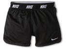 Nike Kids Mesh Short (Little Kids) (Black)