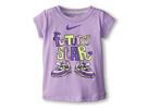 Nike Kids Future Star Tee (Toddler) (Urban Lilac)