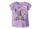 Nike Kids Future Star Tee (Little Kids) (Urban Lilac)