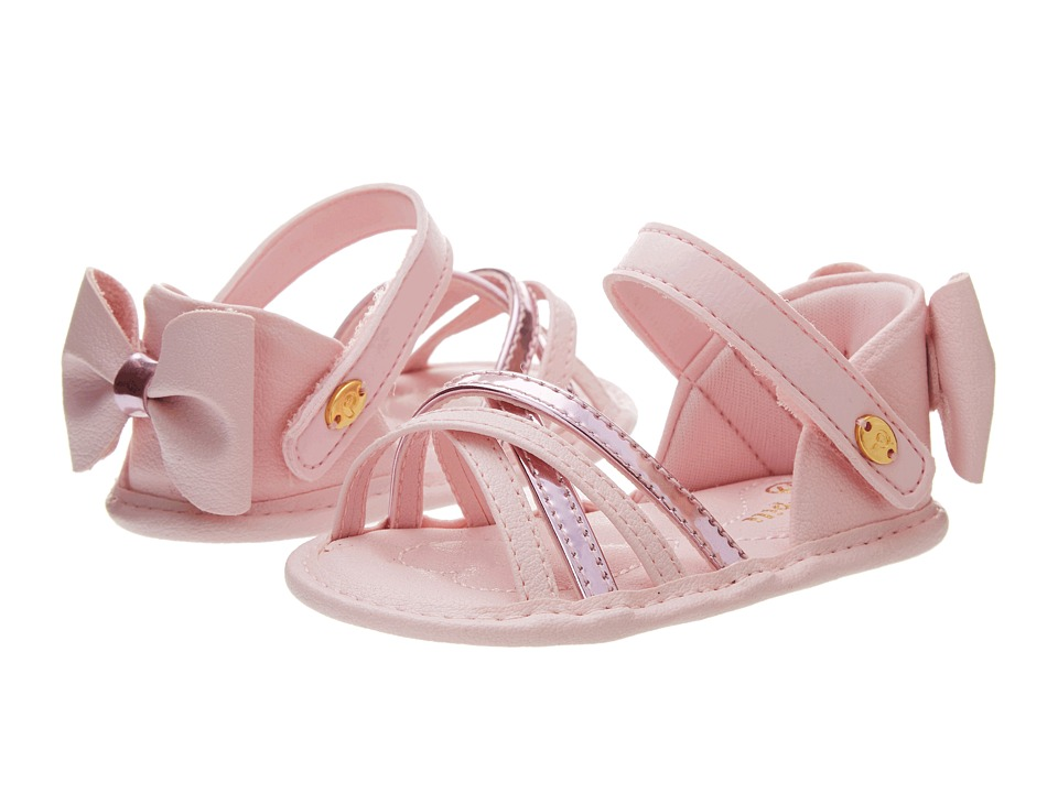 Pampili - Camomila 260024 (Infant/Toddler) (Yogurt Rose) Girl's Shoes