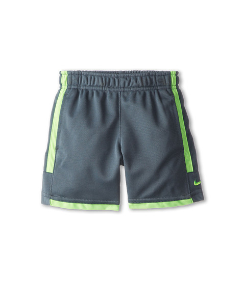 Nike Kids - Triple Double Short (Toddler) (Slate) Boy's Shorts