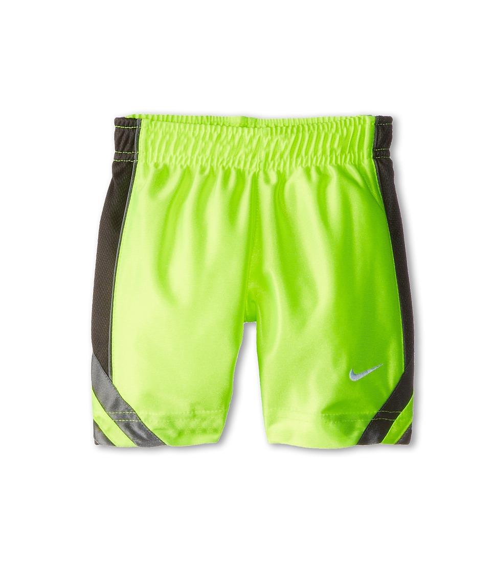 Nike Kids - Dunk Short (Toddler) (Volt) Boy's Shorts