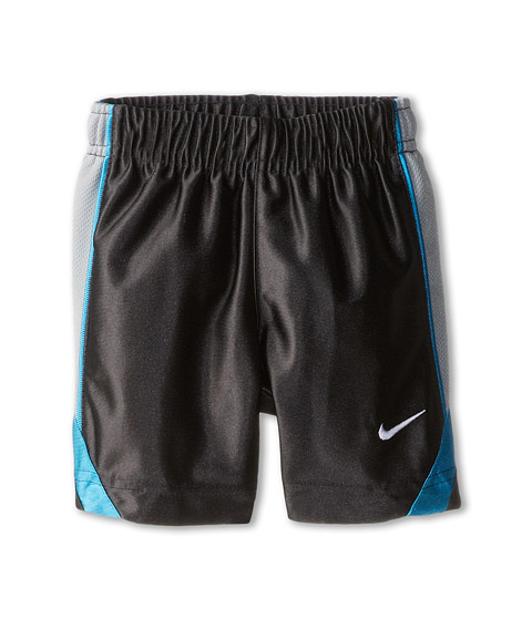Nike Kids - Dunk Short (Toddler) (Anthracite) Boy