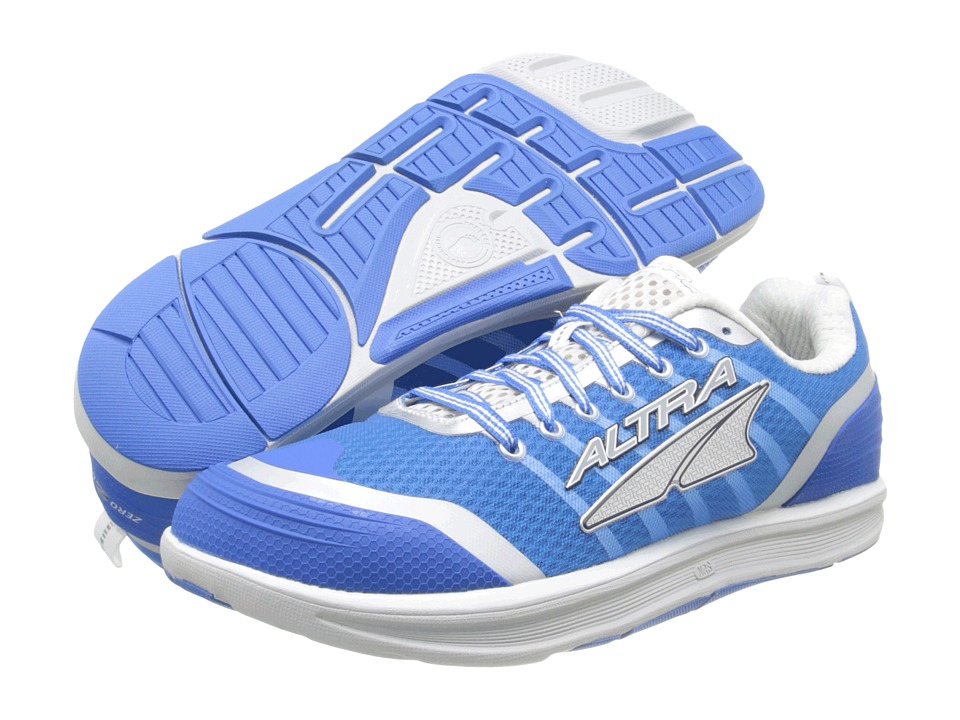Altra Zero Drop Footwear - Instinct 2 (Brilliant Blue/Nautical Blue) Men's Running Shoes
