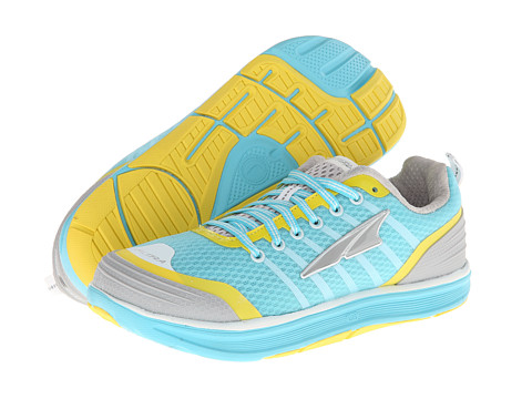 Altra Zero Drop Footwear - Intuition 2 (Angel Blue/Aurora) Women's Running Shoes