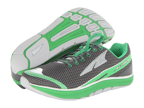 Altra Zero Drop Footwear - Torin 1.5 (Gunmetal/Classic Green) Women