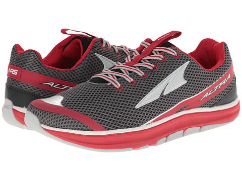 Altra Zero Drop Footwear - Torin 1.5 (Fiery Red/Gunmetal) Men's Running Shoes