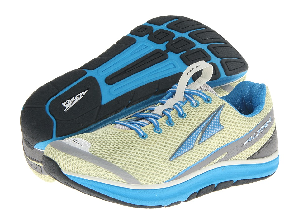 Altra Zero Drop Footwear - Torin 1.5 (Mellow Green/Horizontal Blue) Women's Running Shoes
