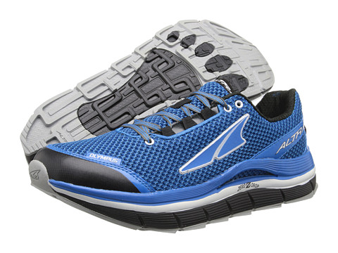 Altra Zero Drop Footwear - Olympus (Blue Aster) Men's Running Shoes
