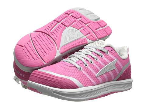 Altra Zero Drop Footwear - Intuition 2 (Pink Glo) Women's Running Shoes