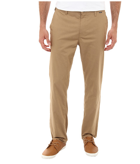 Hurley - Dri-FIT Chino Pant (Cardboard Khaki) Men