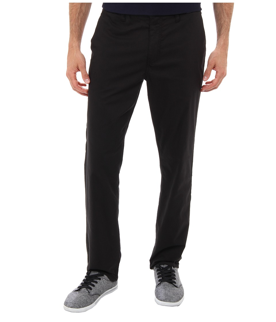 Hurley - Dri-FIT Chino Pant (Black) Men's Casual Pants