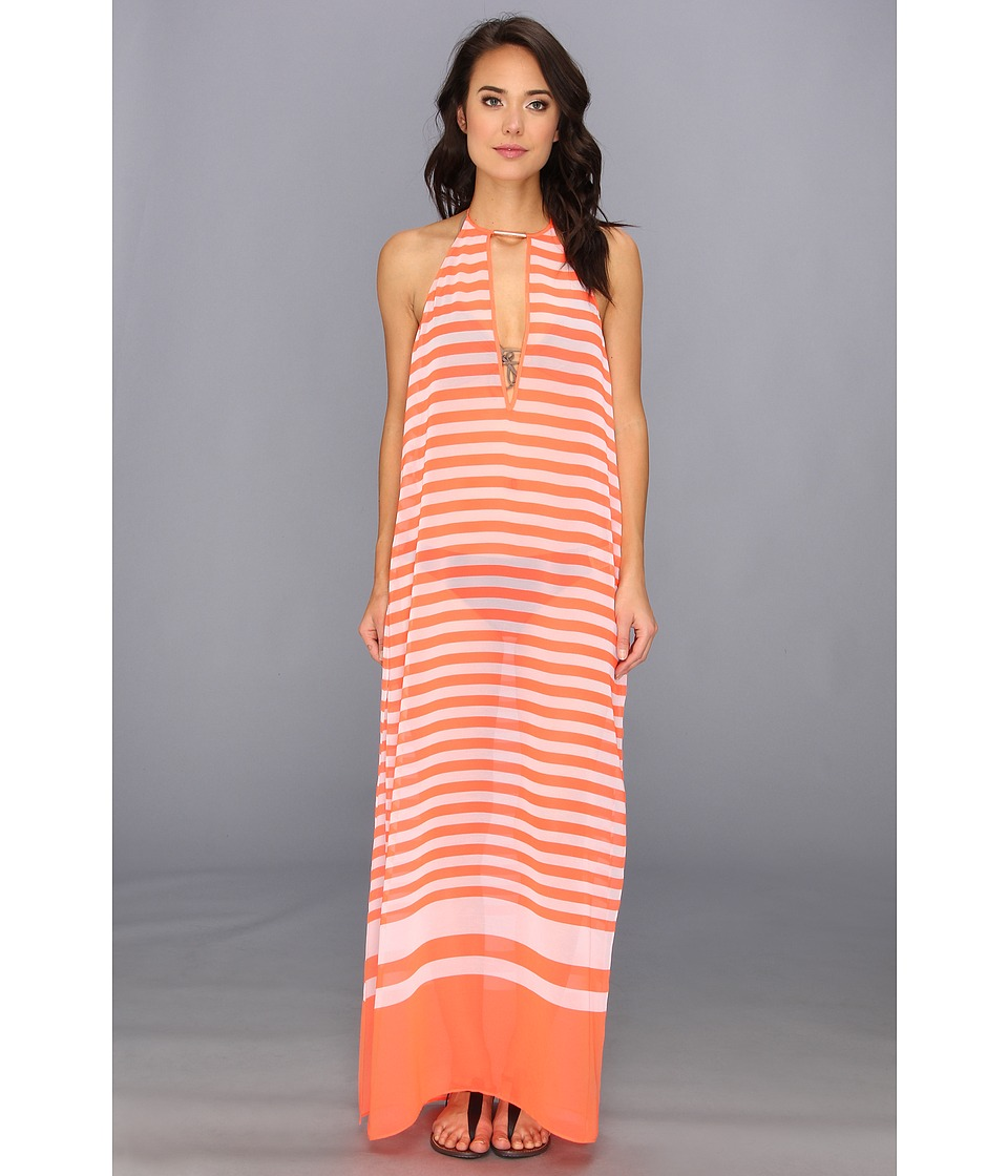 Ted Baker - Lolleyy Maxi Cover Up (Bright Pink) Women
