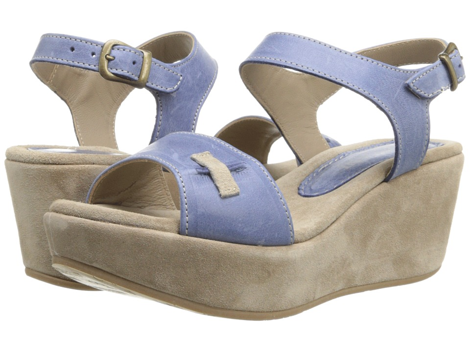 Cordani - Delfina (Blue) Women's Wedge Shoes