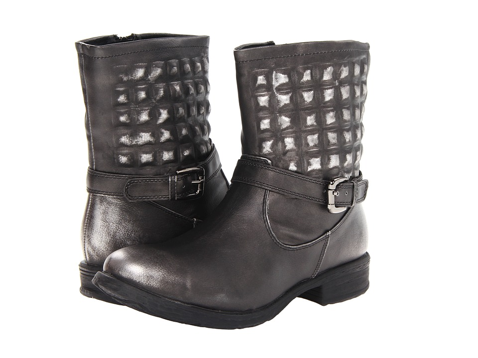 Report - Asa (Black) Women's Zip Boots