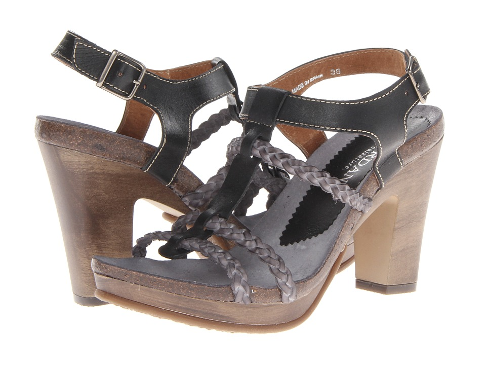 Cordani - Raja (Black/Slate) High Heels