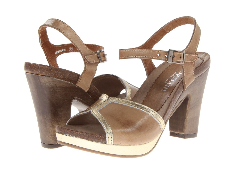 Cordani - Rasmus (Tan Leather) High Heels