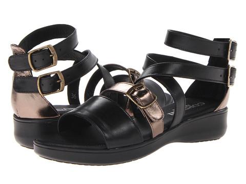 Cordani - Jurelle (Black/Bronze) Women's Sandals