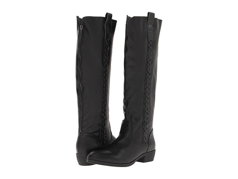 MIA - Crossingss (Black Tumble) Women's Zip Boots