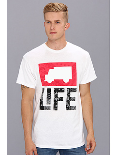 SALE! $14.99 - Save $13 on Trukfit Life Tee (White) Apparel - 46.46% OFF $28.00