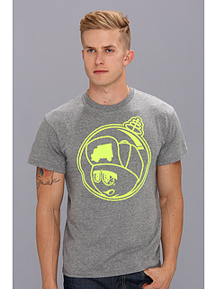 SALE! $14.99 - Save $13 on Trukfit Martian Tee (Gunmetal Heather) Apparel - 46.46% OFF $28.00