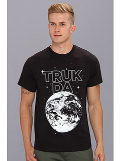 SALE! $14.99 - Save $13 on Trukfit Da World Tee (Black) Apparel - 46.46% OFF $28.00