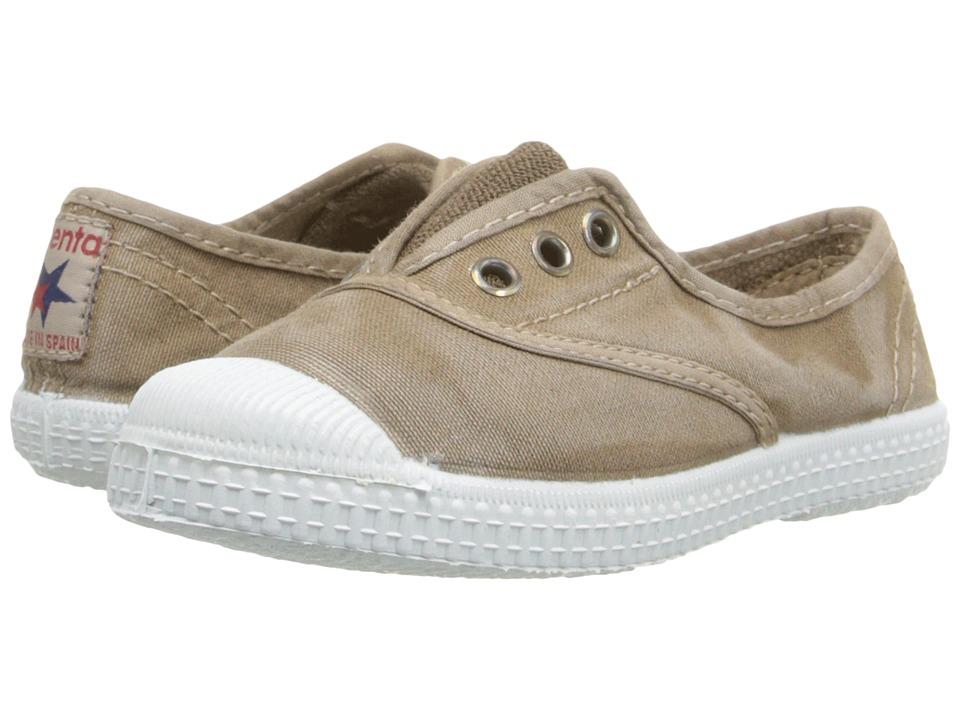 Cienta Kids Shoes - 70777 (Toddler/Little Kid/Big Kid) (Brown) Kid's Shoes