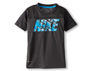 Nike Kids Hyper Speed Dri-FIT Top (Little Kids) (Anthracite)