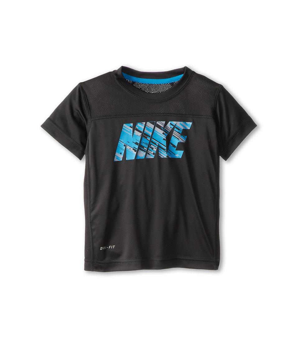 Nike Kids - Hyper Speed Dri-FIT Top (Toddler) (Anthracite) Boy